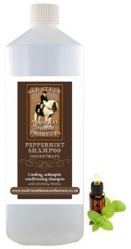 Peppermint Shampoo 1L